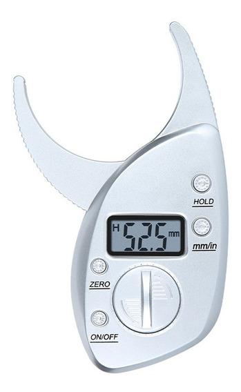 Teste De Medição De Gordura Corporal Caliper De Gordura Digi