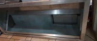 Campanas De Acero Inoxidable Para Cocinas Industriales