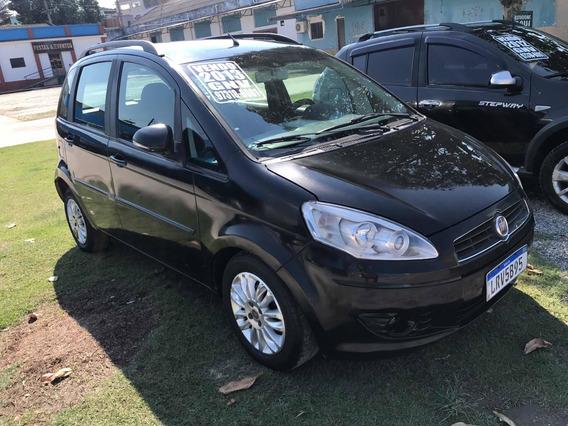 Fiat Idea 1.6 16v Essence Flex 5p 2013 - Revisado
