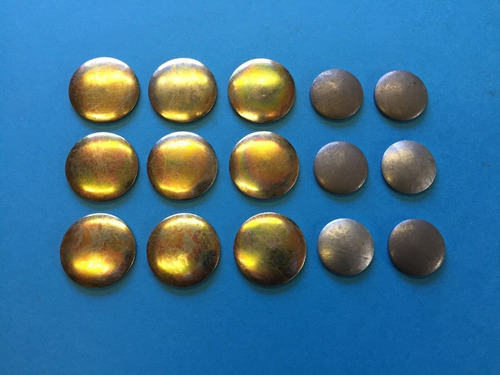 Tapon De Bronce Sello Bloque Motor 1-5/16  ~~ 33,47mm Pack02