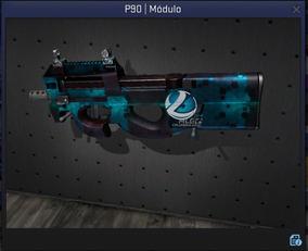 P90 Módulo - Csgo Skin