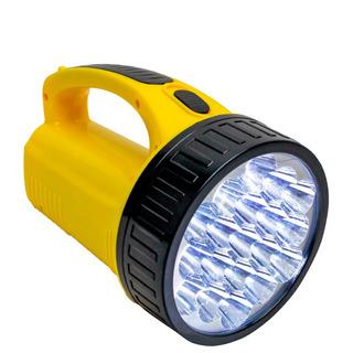 Lanterna Holofote Super 19 Leds Bivolt Recarregavel Dp1706