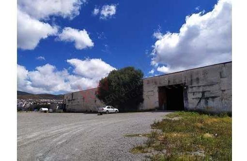 Bodega En Renta Pachuca. En Carretera Tulancingo- Pachuca. $100,000.00 Mensuales