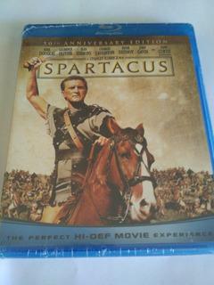 Spartacus 50th Anniversary Blu-ray Nuevo Sellado Envio Grati