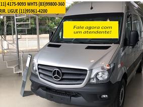 M Benz Sprinter Van 2.2 Cdi 415 Ou 515 Luxo Teto Alto 5p 0km