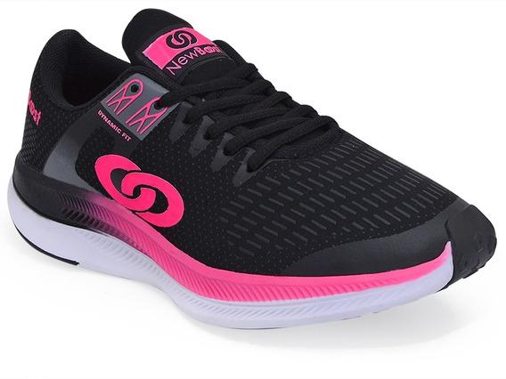 Tênis Feminino Esportivo Caminhada Corrida Leve Lançamento