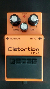 Pedal Boos Ds1