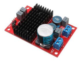 Amplificador Digital Tpa3116 Mono 100w 2ohm Dc 12 V 24 V 4a
