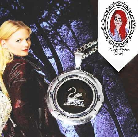 Colar Once Upon A Time Emma Swan