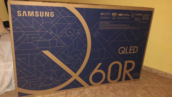 Smart Tv 4k Qled 55 Samsung Hdr 4 Hdmi 2 Usb