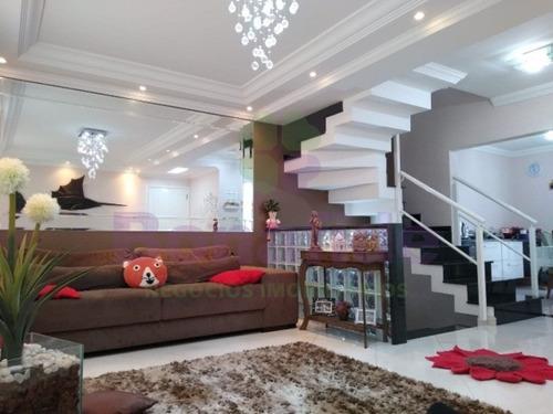 Casa A Venda, Condominio Giorno Di Solle Ii, Jardim Colonial, Jundiaí. - Ca10153 - 68803729