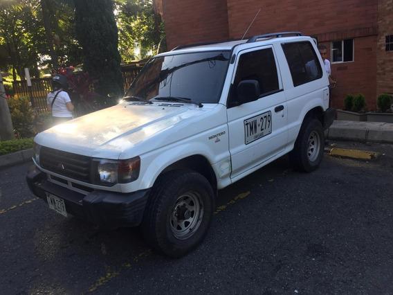 Montero V11 Mt 2400cc 3p Aa Exento De Pico Y Placa E Impues