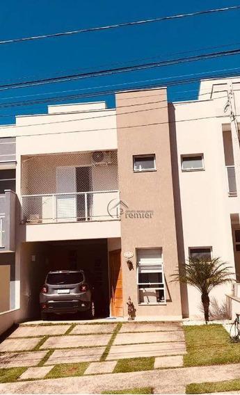 Sobrado Mobiliado Com 3 Dormitórios (todos Suítes) À Venda, 195 M² Por R$ 745.000 - Jardim Vista Verde - Indaiatuba/sp - So0240