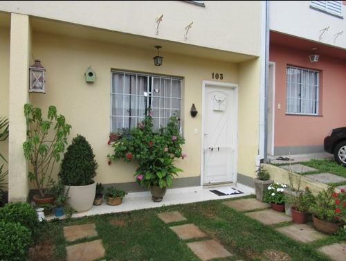 Imagem 1 de 17 de Sobrado Com 2 Dormitórios À Venda, 62 M² - Vila Homero Thon - Santo André/sp - So20948