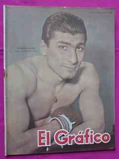 Revista El Grafico N° 1774 Independiente Boca - Racing Chaca