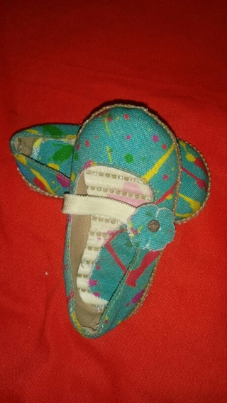 Zapatillas O Zapatos Para Niñas Talla 20 Usados