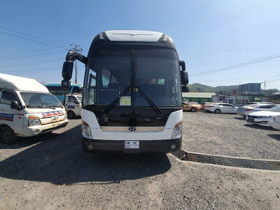 Hyundai Univers Bus Nobles Coreano