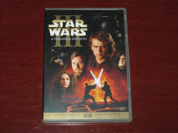 Dvd - Star Wars Iii: A Vingança Dos Sith