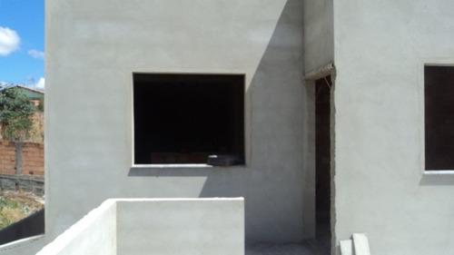 Casa Com 2 Quartos Para Comprar No Gávea Ii Em Vespasiano/mg - 980