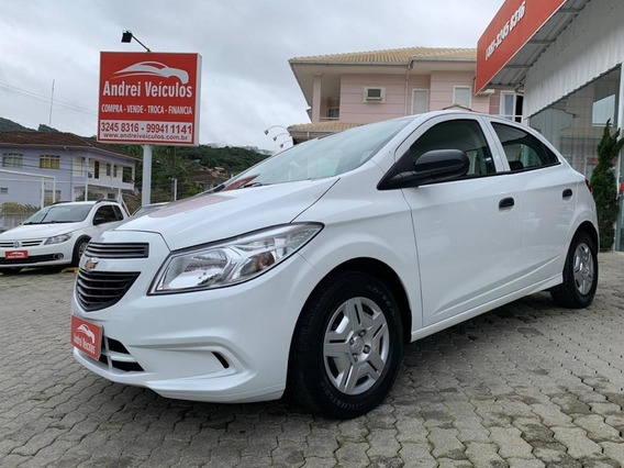 Chevrolet Onix 1.0 Joy Flex Completo 2018