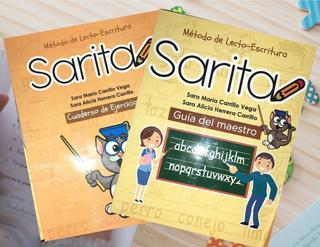 Método Sarita 2 Libros