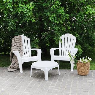 Sillón De Jardín Miami Blanco | Contado