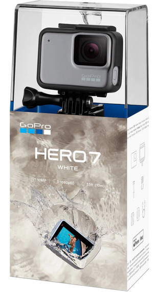 Câmera Digital Gopro Hero 7 - Preta (edição Limitada)
