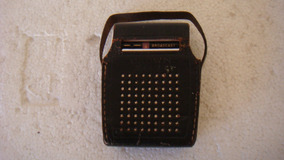 Crown Radio De Bolso 1967