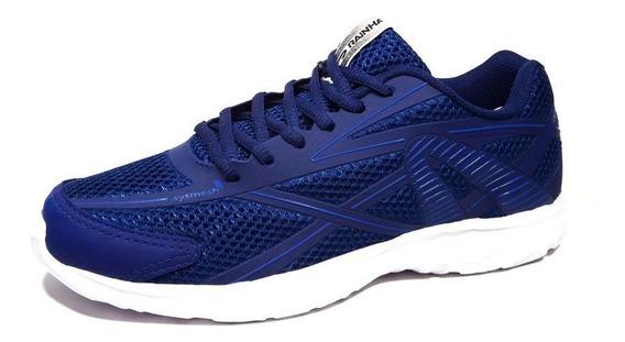 Tenis Masculino Rainha Twist Azul - 4203571