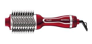 Escova Secadora Mondial E Alisadora Red Es 07 110v
