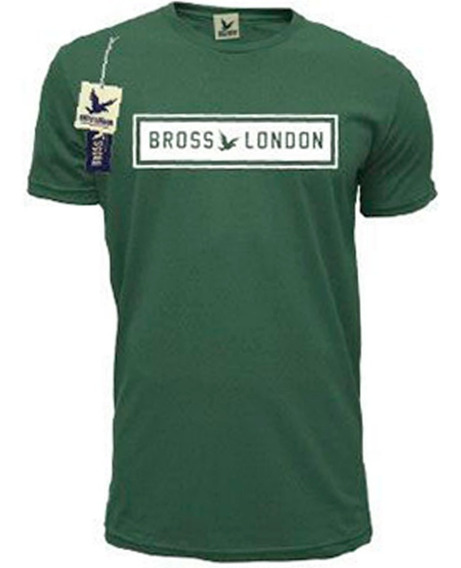 Remera Bross London Urbano Est Fte