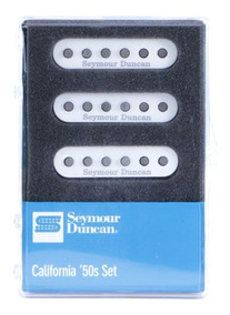 Set De Captadores Seymour Duncan Ssl1 California Set