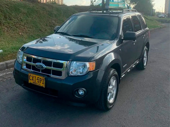 Ford Escape Xlt At 3000