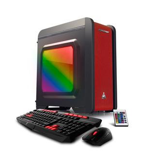 Pc Gamer Cybertronpc Gaming Pc De Amd Rodio Ryzen 7 1700x