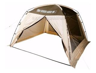 Carpa Comedor Camping Waterdog Screen House 4 Personas