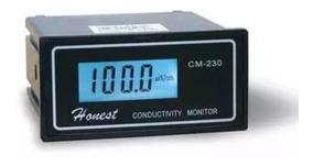 Medidor Condutividade Bancada/ Continua Ec Condutivímetro