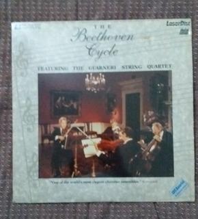 Laserdisc - The Beethoven Cycle