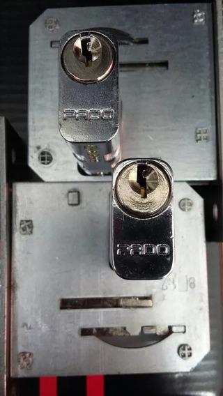 Trava Dupla Pado Ix16500 Quadrado-não E Tetra Chave