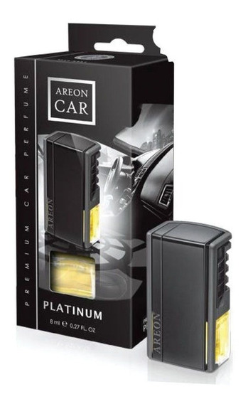 Aromatizante Car Painel Black Box Platinum Areon Carx