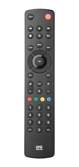 Controle Remoto Tv Universal Para Tv Lcd E Plasma