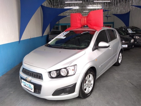 Chevrolet Sonic Hatch Lt Flex Manual