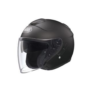 Casco De Moto Shoei Solid J-cruise Touring - Negro Mate / X-