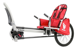 Extension Remolque Weehoo Kids Turbo Para Bicicleta