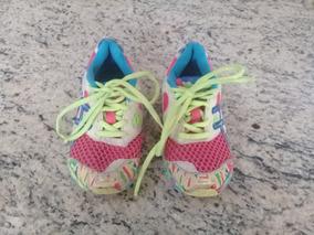 Zapatos Asics Niños Originales Talla 30