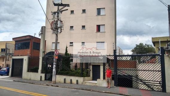 Apartamento Com 1 Dormitório Para Alugar, 52 M² Por R$ 910/mês - Gopoúva - Guarulhos/sp - Ap1916