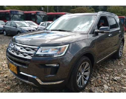 Ford Explorer Limited 4x4 (drx814)
