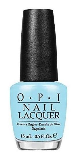 Esmalte Opi Nail Lacquer Sailing & Nailing Nlr70 15ml