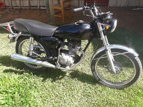 Honda Cg Bolinha 79 .