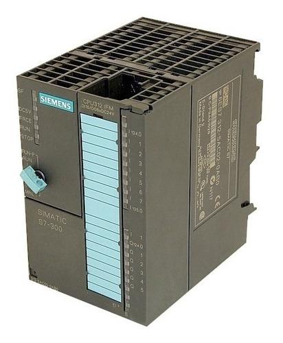 Plc Simatic S7-300 6es7312-5ac02-0ab0 Siemens