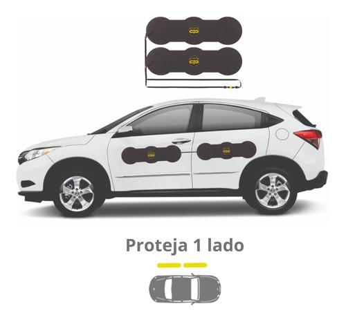 Imagem 1 de 6 de Protetor De Porta Magnético Para Carros Shields - Largo C/ 2